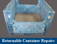 Returnable Container Repairs